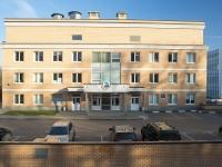 neighbour house: st. Rechnaya, house 20 к.1. governing bodies Администрация городского поселения Красногорск