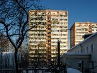 Krasnogorsk,  Volokolamskoe, house 1А. Apartment house