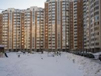 Krasnogorsk, Zverev st, house 6. Apartment house