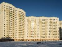 Krasnogorsk, blvd Ilyinskiy, house 4. Apartment house