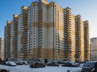 neighbour house: blvd. Ilyinskiy, house 8. Apartment house