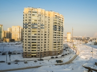Krasnogorsk, Ilyinskiy blvd, house 9. Apartment house