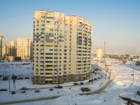 Krasnogorsk, Ilyinskiy blvd, house 9. Apartment house