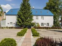 Krasnogorsk, st Stroitelnaya, house 2. court