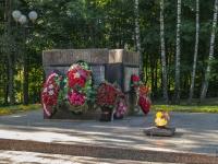 Krasnogorsk, Tsiolkovsky st, 纪念性建筑群