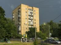 Красногорск, Комсомольская ул, дом 31