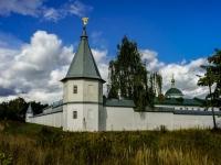 проезд Петровский, дом 21. монастырь Екатерининский мужской монастырь