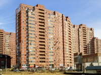 Vidnoye, st Berezovaya, house 3. Apartment house