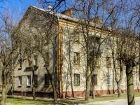 Vidnoye,  , house 13. Apartment house
