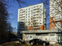 Vidnoye, Ln Sovetskiy, house 1. Apartment house