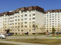 Vidnoye, district Solnechny, house 6. Apartment house