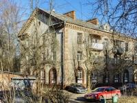 Vidnoye, st Radialnaya 2-ya, house 2. Apartment house