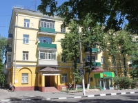 Lyubertsy, Krasnoarmeyskaya st, house 7. Apartment house