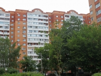 neighbour house: avenue. Oktyabrsky, house 10 к.1. Apartment house