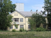 neighbour house: avenue. Oktyabrsky, house 11. Apartment house