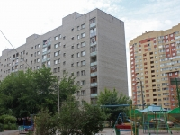 Lyubertsy, Oktyabrsky avenue, house 12. Apartment house