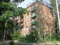 neighbour house: avenue. Oktyabrsky, house 58. Apartment house