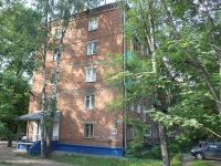 Lyubertsy, Oktyabrsky avenue, house 60. Apartment house