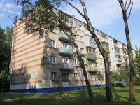Lyubertsy, Oktyabrsky avenue, house 84. Apartment house