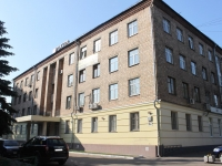 neighbour house: avenue. Oktyabrsky, house 112. office building