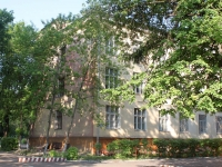 Lyubertsy, technical school Московский областной техникум отраслевых технологий, Oktyabrsky avenue, house 114