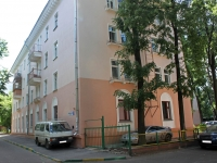 Lyubertsy, Oktyabrsky avenue, house 120 к.2. Apartment house