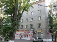 neighbour house: avenue. Oktyabrsky, house 121 к.2. Apartment house