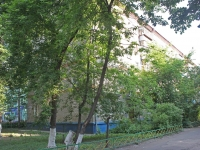 Lyubertsy, Oktyabrsky avenue, house 121. Apartment house