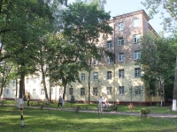 Lyubertsy, Oktyabrsky avenue, house 122. Apartment house