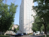 neighbour house: avenue. Oktyabrsky, house 123 к.4. Apartment house