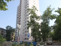 neighbour house: avenue. Oktyabrsky, house 123 к.5. Apartment house