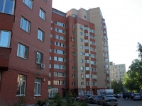 Lyubertsy, Oktyabrsky avenue, house 145. Apartment house