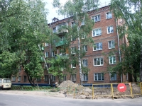 Lyubertsy, Oktyabrsky avenue, house 158 к.3. Apartment house