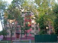 Lyubertsy, Oktyabrsky avenue, house 181. Apartment house