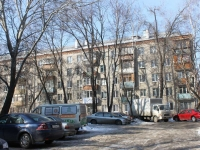 Lyubertsy, Oktyabrsky avenue, house 265. Apartment house