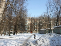 neighbour house: avenue. Oktyabrsky, house 300. Apartment house