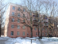 Lyubertsy, Oktyabrsky avenue, house 327. Apartment house