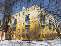 Lyubertsy, Oktyabrsky avenue, house 341. Apartment house