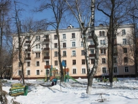 Lyubertsy, Oktyabrsky avenue, house 365. Apartment house