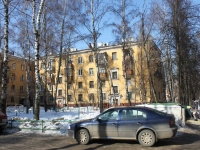 Lyubertsy, Oktyabrsky avenue, house 375А. Apartment house