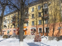 neighbour house: avenue. Oktyabrsky, house 375В. Apartment house