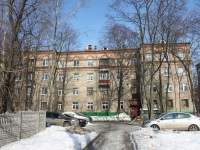 neighbour house: avenue. Oktyabrsky, house 380П. Apartment house