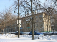 Lyubertsy, Oktyabrsky avenue, house 384. Apartment house