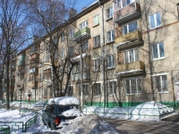 Lyubertsy, Oktyabrsky avenue, house 386. Apartment house