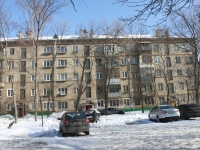 Lyubertsy, Oktyabrsky avenue, house 388. Apartment house