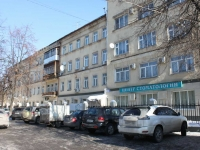 neighbour house: avenue. Oktyabrsky, house 403 к.1А. hostel