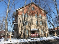 neighbour house: avenue. Oktyabrsky, house 403А к.4. hostel