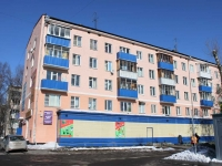 Lyubertsy, Oktyabrsky avenue, house 409. Apartment house