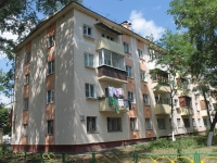 neighbour house: st. Smirnovskaya, house 1А. Apartment house