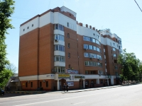 Lyubertsy, Smirnovskaya st, house 6. Apartment house
